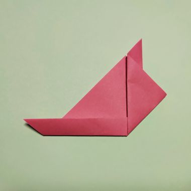 origami, påskehare