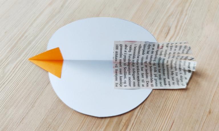 papirfugl